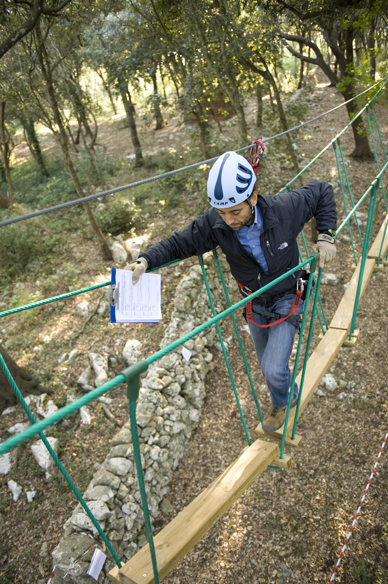 Amato Parco avventura Ostuni | Prisme Italia HS83