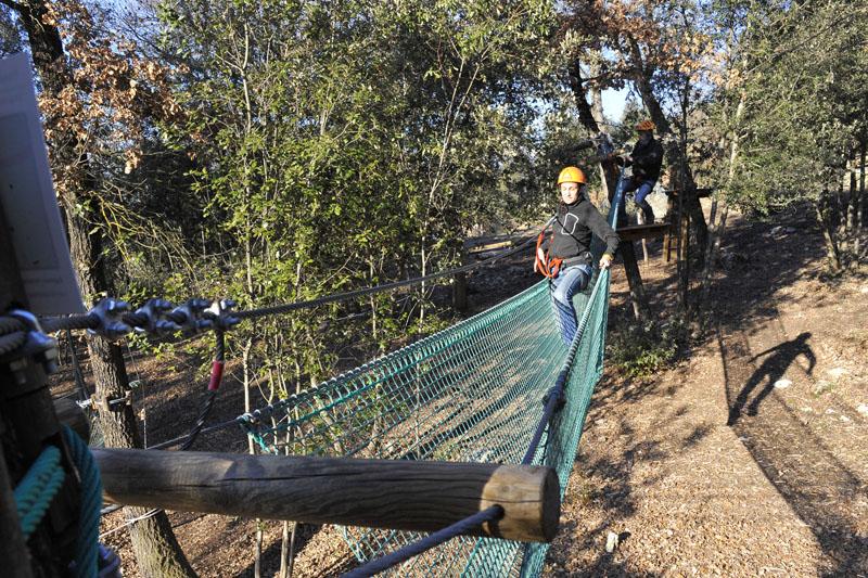 Preferenza Parco avventura Rapolano | Prisme Italia AP94